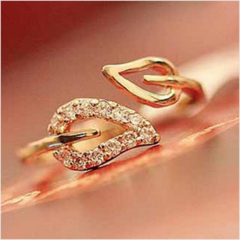 Hot Sale Laamei Lover Mini Rings Party Wedding Ring Lowest Price
