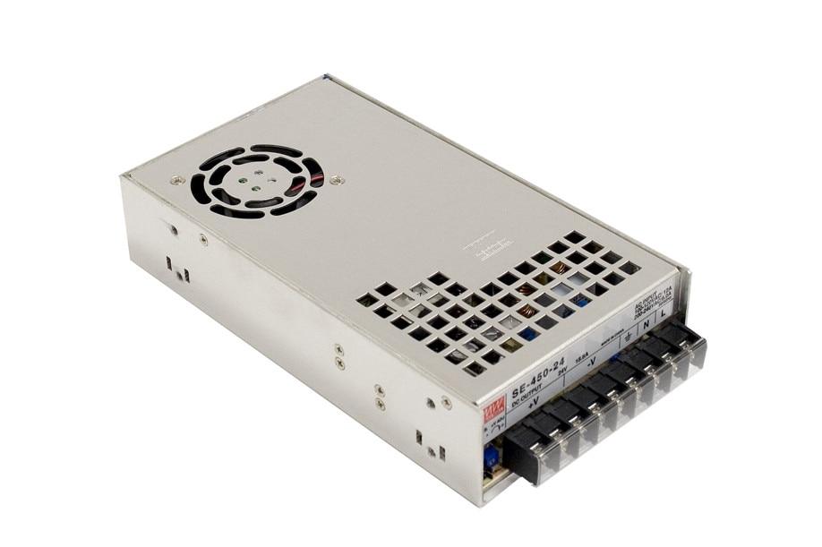 MEAN WELL original SE-450-3.3 3.3V 75A meanwell SE-450 3.3V 247.5W Single Output Power Supply mean well se 450 5 5v 75a meanwell se 450 5v 375w single output power supply [hot8]