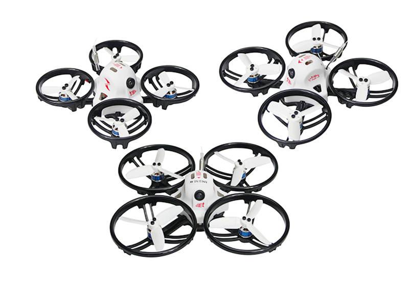 Kingkong Et Series Et100 Et115 Et125 Micro Fpv Racing Drone 800tvl