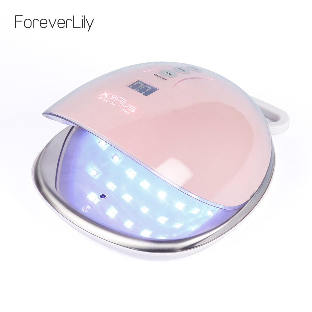 Rechargeable 48w Uv Led Nail Lamp Nail Dryer For All Gels