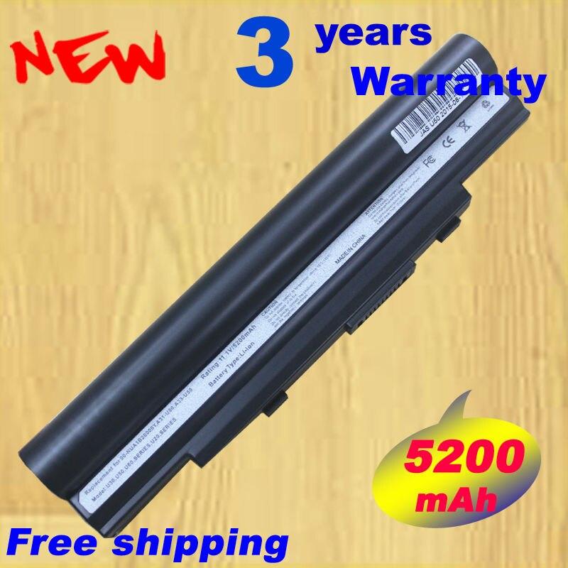Batterie d'ordinateur portable Pour Asus ASUS U20 U50 U80 U81 U89 U20A U20FT U20G U50V U50A U50F U80E U80A U80F U80V u81A U89V U81F U50VG