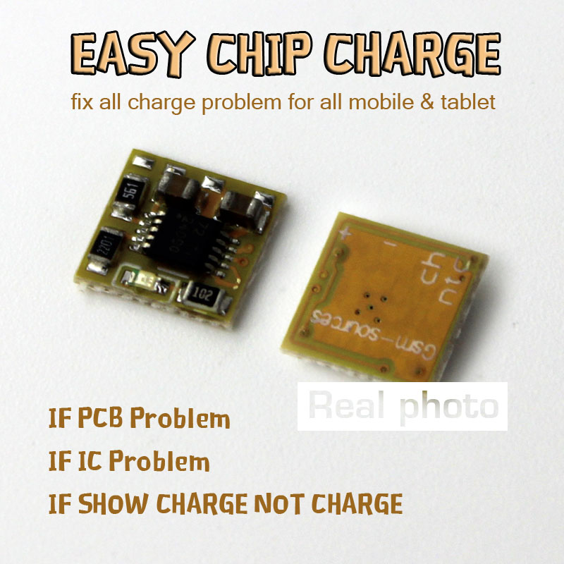 New ecc easy chip charge fix all charger problem for all mobile new ecc easy chip charge fix all charger problem for all mobile phones tablets pcbic problem not charger good working in adapters from cellphones greentooth Gallery