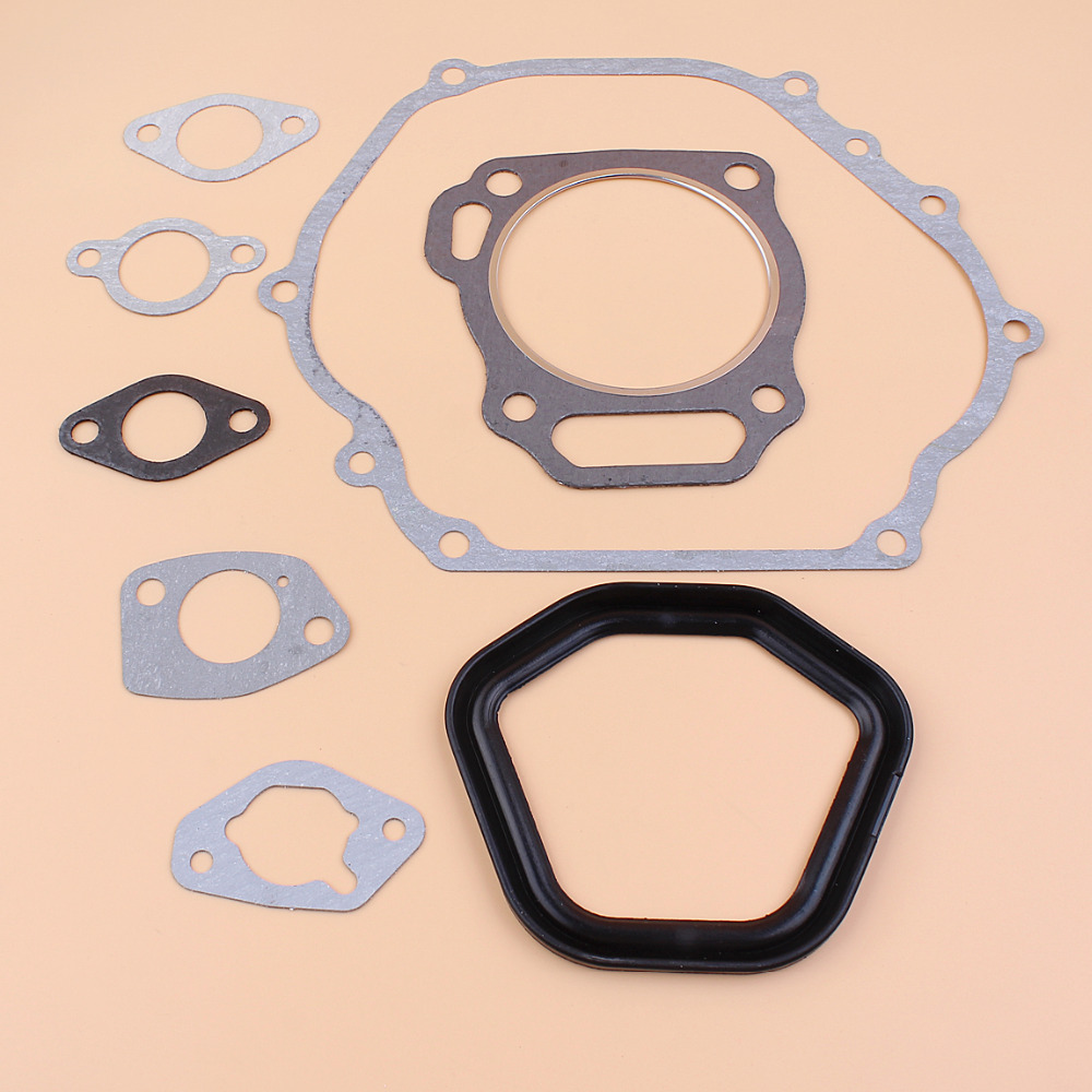 Engine Motor Full Gasket Set Fit HONDA GX390 GX 390 Chinese 188F 13HP 5KW Gasoline Generator Lawn Mowers 06111-ZF6-406