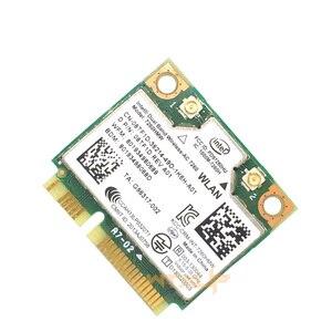 Image 2 - 802.11ac dla Intel 7260 7260HMW wifi + BT Bluetooth 4.0 adapter mini PCI E 867 mb/s 7260AC 7265HMW 8265HMW WiFi karta Wlan