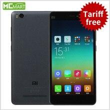 Original miui xiaomi mi4c smartphone mi 4c 7 snapdragon808 13mp 4g lte fdd 5.0 pulgadas teléfonos móviles