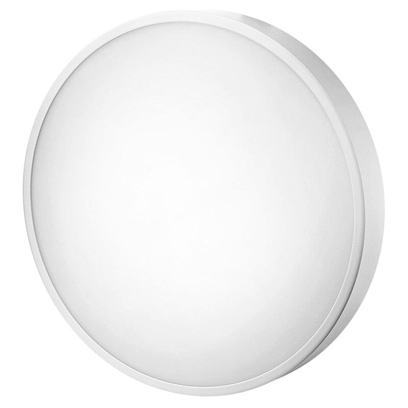 Image 2 - Yeelight YLXD01YL умный светодиодный потолочный светильник с защитой от пыли, беспроводной, со светодиодной подсветкой, работа с затемнением для Google Home 320 28 Вт AC 220 В-in Умный пульт управления from Бытовая электроника