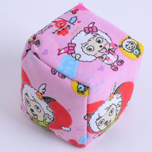 1 Pcs Kids Sporting Goods Sandbag Ball Kindergarten Anti-stress Handmade Toys for Children Birthday Gifts Exercise Lovely Games
