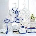 Set de regalo Ropa de Bebé recién nacido 100% Algodón Ropa Trajes De Primavera y Otoño Niño Infantil Mes Completo Trajes Para 0-3 M