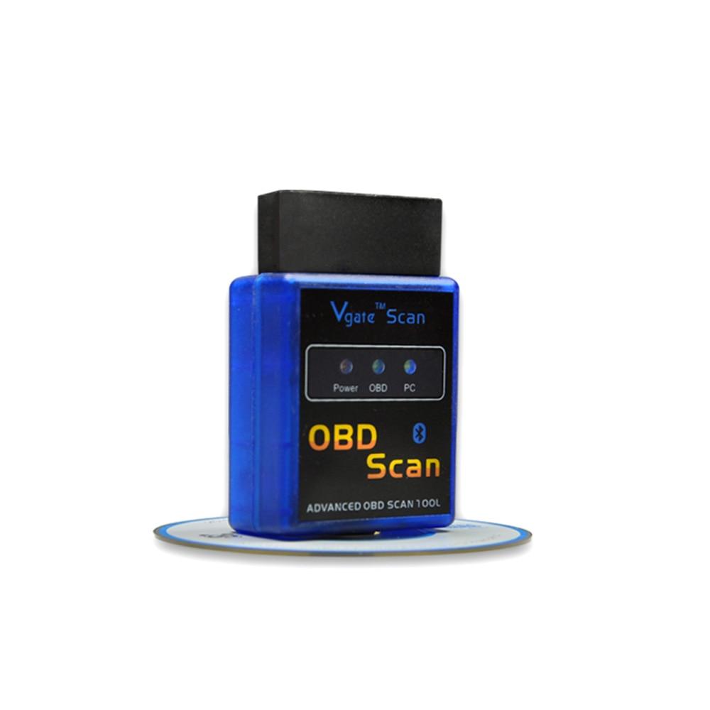 Prix pour MINI Vgate ELM 327 V1.5 Version Bluetooth Vgate Scan OBD2/OBDII ELM327 V 1.5 Code Scanner BT 16pin android adaptateur