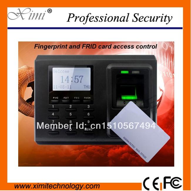 Cheap 3000 Users Optical Sensor Free Sdk Tcp Ip RS232/485 F2/Id Fingerprint Access Control biometric fingerprint access controller tcp ip fingerprint door access control reader