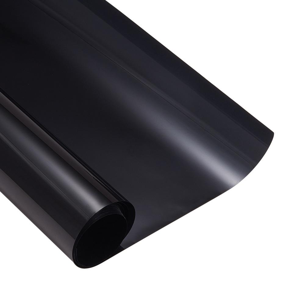 50 смx300 см цёмна-чорны аўтамабіль для - Знешнія аўтамабільныя аксэсуары - Фота 2