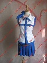Envío gratis! por encargo Fairy Tail Lucy cosplay cualquier tamaño