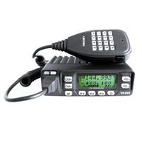 vhf uhf 100% מקורי LEIXEN VV-898 רכב רדיו שני הדרך רדיו 10W UHF / VHF Ham Radio נייד משדר Woki טוקי (2)