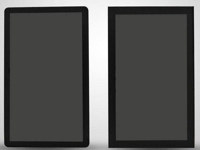 Retrato LCD Digital Signage, Pantalla de anuncios, publicidad de ...
