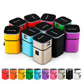 Brand New USB Adapters All in one Travel Adapter with USB Socket European plug Adaptor EU Universal plug USB