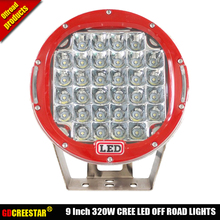 hot deal buy 4x4 320w black lights 9