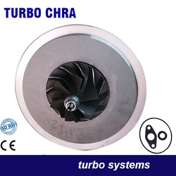 GT1752S Turbo chra 4522040003 cartrige 452204-0003 5955703 rdzeń dla SAAB 9-3 9-5 2.0L 2.3L 2.0L v6 97-12 silnik B205E B235E B235R