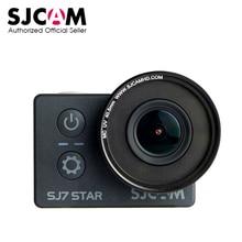 SJCAM MC UV Lens 40.5mm + koruma kapağı Anti Scratch UV filtre Lens SJCAM SJ7 yıldız 4K eylem kamera
