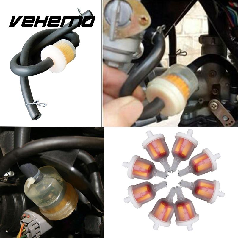Топливный фильтр мотоцикла магнит встроенный Магнит бензиновые фильтры ремонт 1 шт