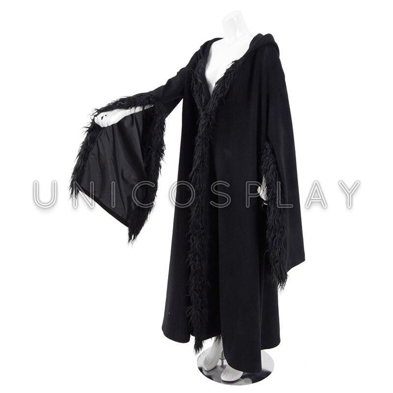 Mantel frau schwarz