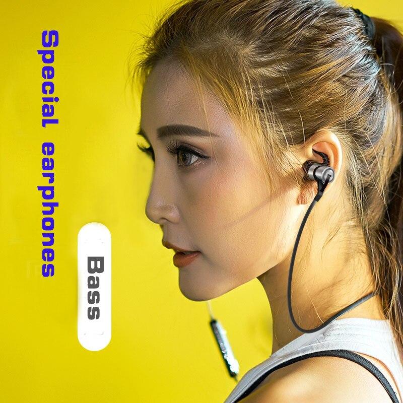 KAPCICE TE Sport bluetooth headset/wireless ohrhörer mit eingebautem mikrofon schweiß beweis kopfhörer für handys und musik