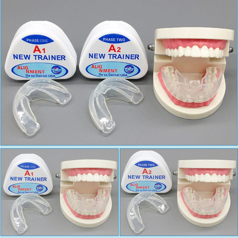 Nejlepší kvalita Dentální zub Ortodontické zařízení Tréner pro zarovnání Zarážky Hubičky pro zuby Rovné / Zarovnání Péče o zuby