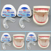 Top Quality Dental Tooth Orthodontic Appliance Trainer Alignment Braces Mouthpieces For Teeth Straight/Alignment Teeth Care