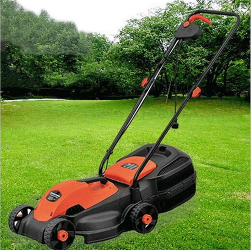 Grass Strimmer Multi Tool Brush Cutter 1200W Electric Garden Tool Lawn Mover