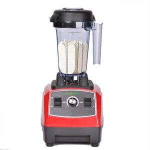 Image 5 - 3HP 2200W BPA LIBERO 2L heavy duty professionale commerciale frullato frullatore mixer spremiagrumi robot da cucina