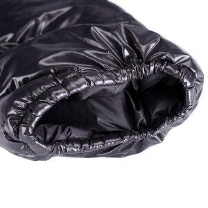 Image 4 - AEGISMAX Unisex 95% Beyaz Kaz Aşağı Pantolon Açık Kamp Pantolon Su Geçirmez Sıcak Kaz Tüyü Pantolon 800FP