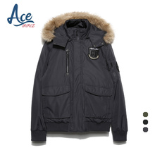 ACEMIRIZ Winter Men Cotton 2017 New Arrival Parka Brand Clothing Winter Warm Regular Formal Jackets And Coats FH-2523