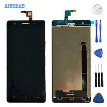 AICSRAD شاشة الكريستال السائل ل CUBOT X16 S X16S شاشة الكريستال السائل شاشة مع شاشة تعمل باللمس الجمعية X17S + أدوات