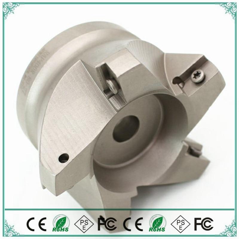 Milling discs,RAP400R,BAP400R 160-40-8T 75 degrees CNC machine tool Milling machine knifeInsert the for Scrap blades APKT1604