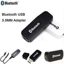 Bluetooth 3.0 Audio Receiver 3.5mm USB Adapter Wireless Stereo Music 3.5 Dongle For Car Smartphone Speaker Amplifier