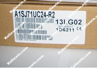 A1SJ71UC24-R2 PLC MODULE , A1SJ71UC24R2. original module a1sj71uc24 r4
