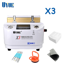 UYUE 110/220V Automatic Laminator Machine For LCD Refurbish OCA Vacuum Laminating Machine Screen Repair Machine X3