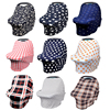 Baby Car Seat Cover Multi Use Nursing Cover Pattern Ideal Grocery Cart Cover And Stretchy Canopy