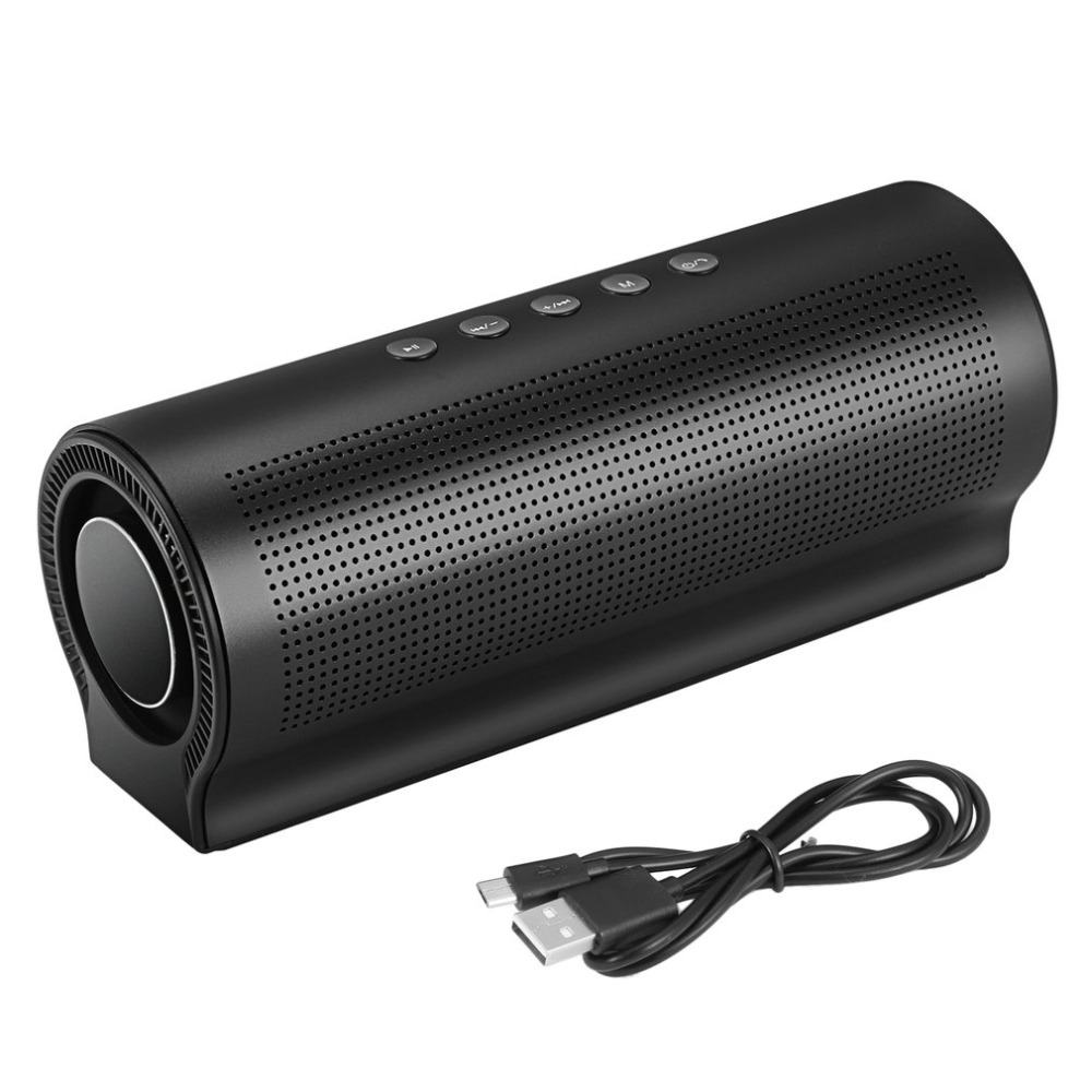 PN-13 Bluetooth Speaker 18w Double bass Subwoofer Portable HIFI Wireless Stereo Super Bass Sound Box 3D Stereo Music Surround 360 rotating bluetooth wireless speaker stereo subwoofer sound smart levitation multi function music surround creative handsfree
