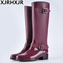 New Women's boots fashion rain boots
