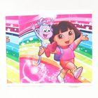 1pcs Dora party plas...