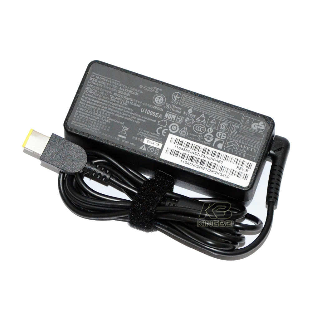 Zasilacz AC DC ładowarka dla Lenovo ThinkCentre Chromebox 10H3 10H4 10H6 10H5 10H8 10H9 laptop notebook adaptery