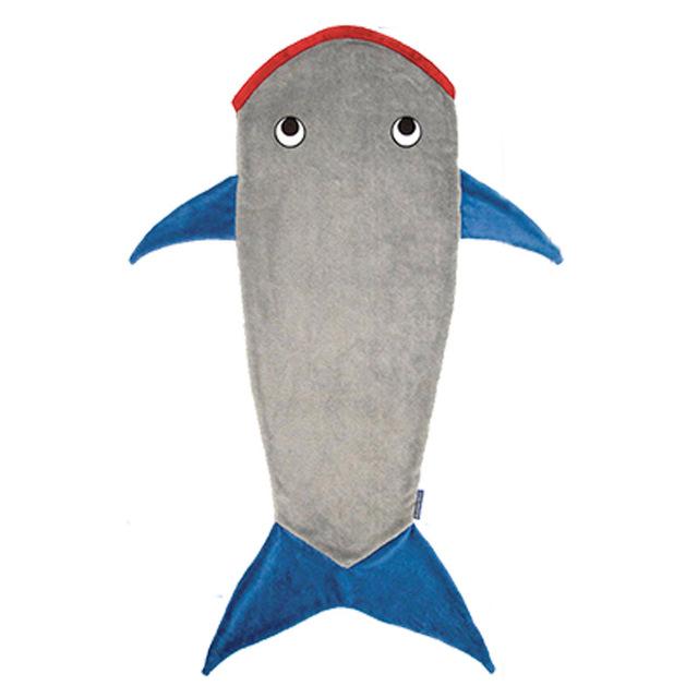 Shark or Mermaid Sleeping Bag