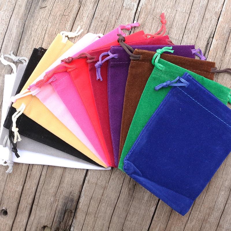 Velvet Bag, JapaMala Bags, 12 Color Bags, 9cm*12cm Size, Choose The Beauty Color Bag For Your Mala
