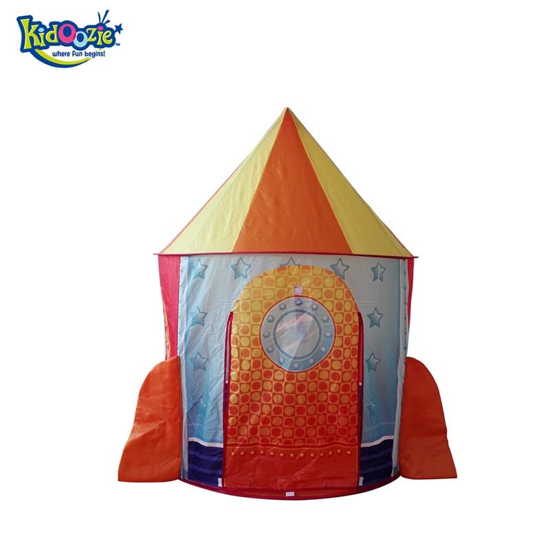 În aer liber și în interior Tent de joacă Rocketship Space Kids - Sport și în aer liber