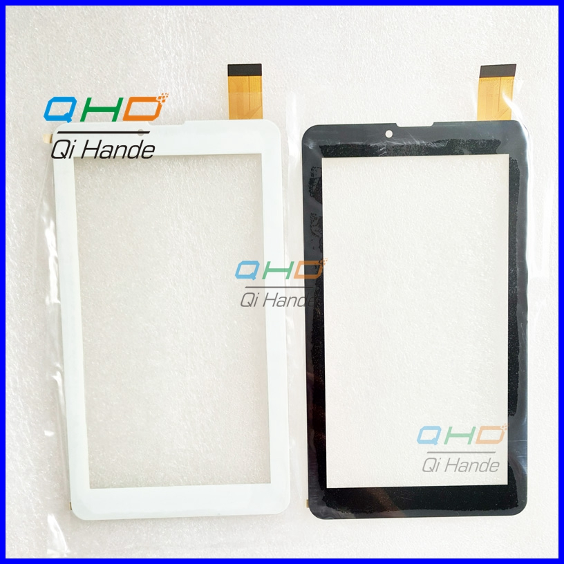 Black New For 7 Inch Prestigio WIZE 3147 3G PMT3147_3G Tablet touch screen touch panel Digitizer Sensor Replacement PMT 3147 black new for 8 prestigio multipad wize 3108 3g pmt3108 3g tablet touch screen panel digitizer sensor replacement freeshipping