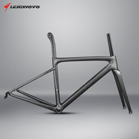 2018 Oem Super Light Weight 766g Chinese Carbon Fibre Road Bike Frame China Taiwan Race Bicycle