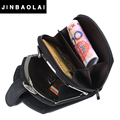 JINBAOLAI women wallet short female purse brand coin wallet mini Carteira Feminina fashion lady wallet card holders thin wallet