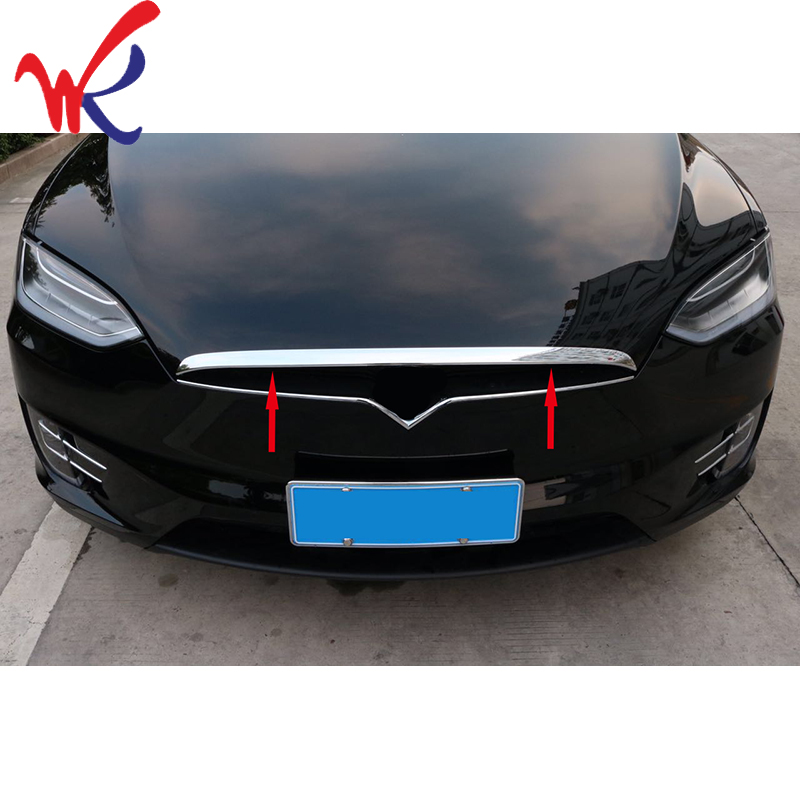 2018 Tesla Model S Camshaft: Aliexpress.com : Buy Loyalty ABS Chrome For Tesla Model X