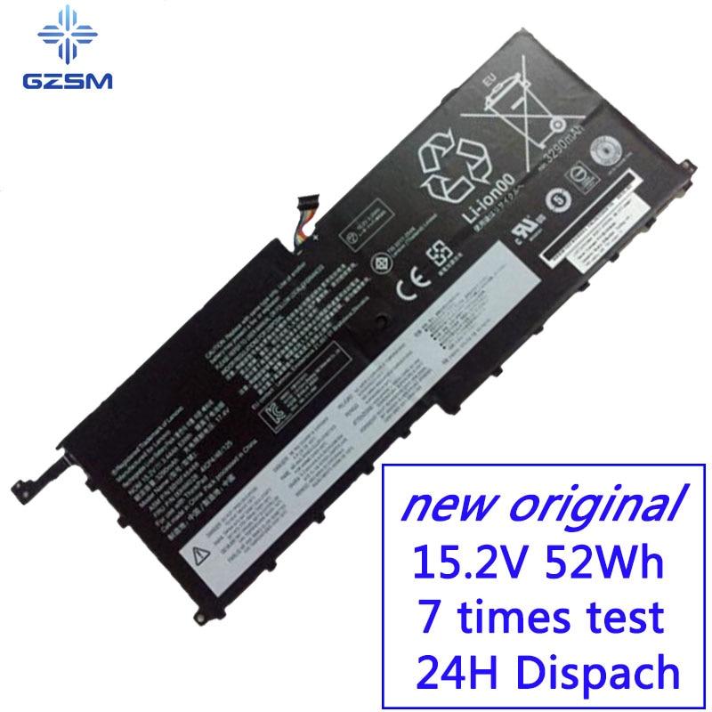 GZSM Laptop Battery 00HW029 SB10F46467 For Lenovo ThinkPad X1 X1C Carbon 4th 6th 20FB 01AV409 20FB-005XUS battery