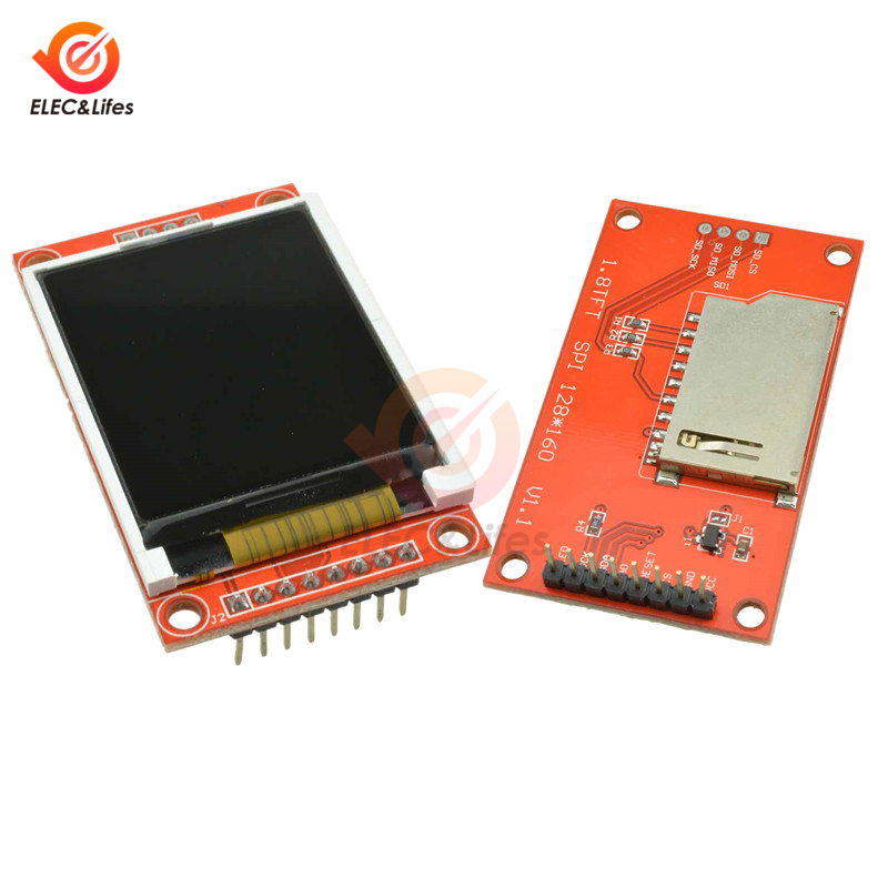 Good quality and cheap 1 8 tft spi 128x160 arduino in Store ICLA